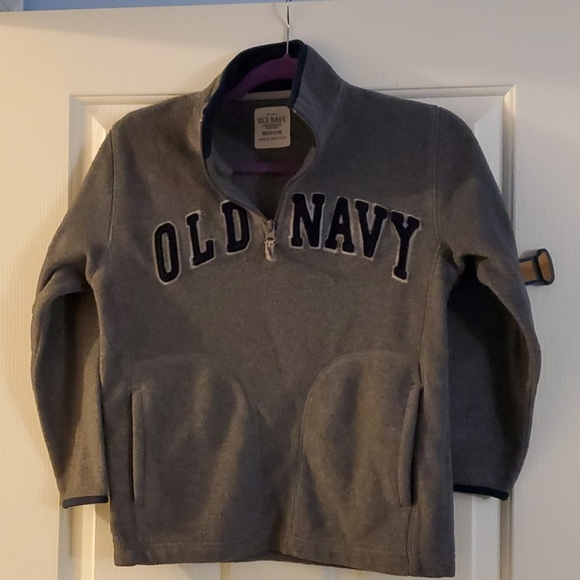 Kids Old Navy Fleece Sweatshirt
